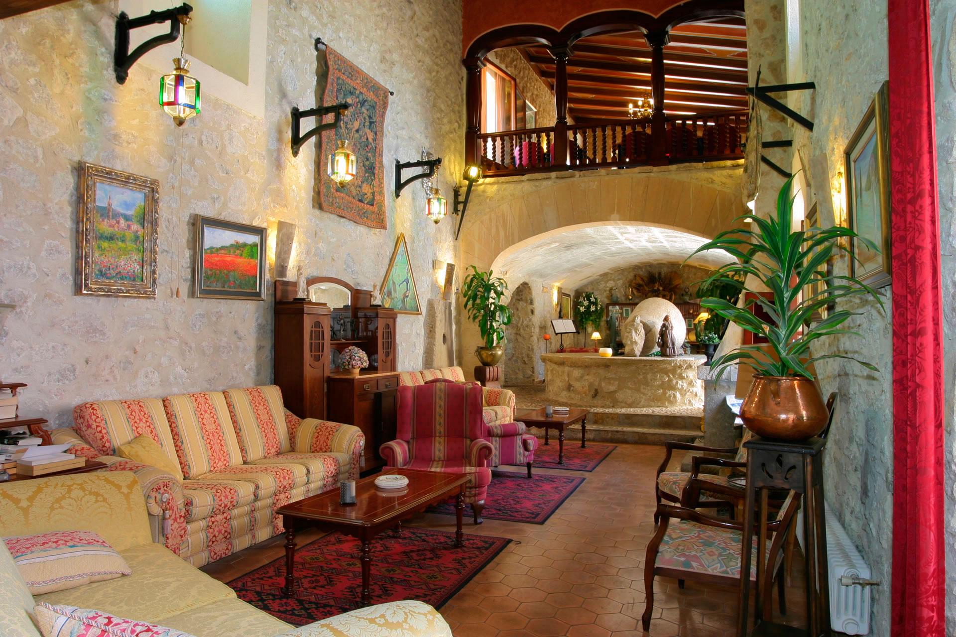 Rural Hotel in Mallorca Monnaber Nou
