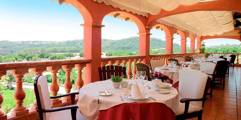 Menús i begudes per les habitacions Monnaber Nou Mallorca: