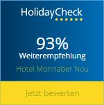 Hotels mit Hotelbewertungen bei HolidayCheck